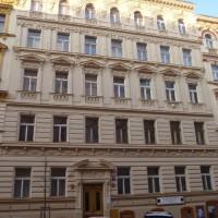 Budečská 27, Praha 2 - oprava uliční a dvorní fasády