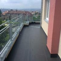Čimická 1, Praha 8 - rekonstrukce podlahy terasy