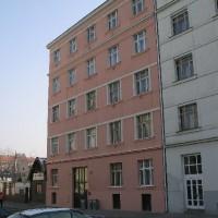 Drahobejlova 10, Praha 9 -oprava štítu a uliční fasády