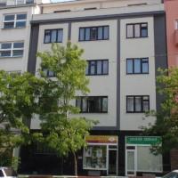 Na Pankráci 97, Praha 4 – oprava uliční a dvorní fasády, uliční a dvorní terasy a dvorních balkonů