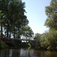 Drozdíč - překop řeky Chrudimky