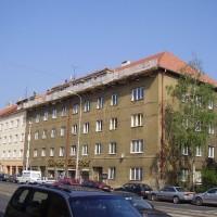 Bělohorská 140-142, Praha 6 – oprava střechy