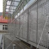Stará Celnice, Praha 1 – zasíťování římsy